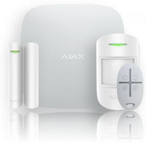 Ajax Hub kit Plus White
